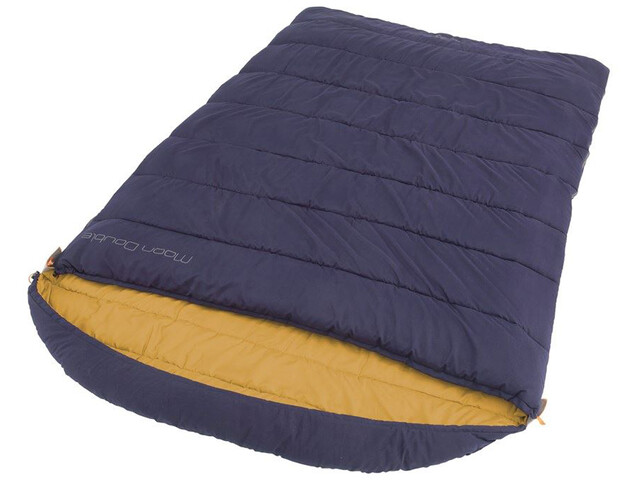 Easy Camp Moon Sovepose Dobbelt, blue